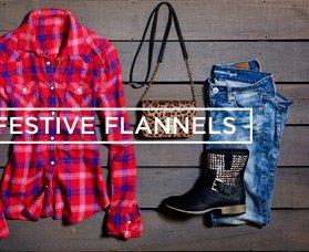 Festive Flannels