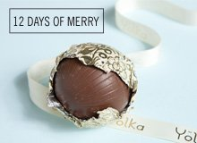 The 12 Days of Merry Gourmet Gifts