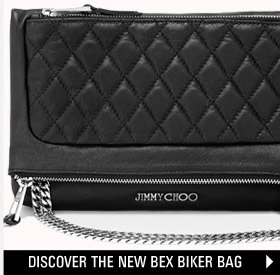 Discover the New Bex Biker Bag »