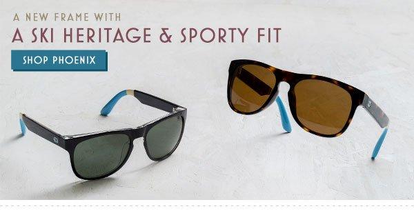 A ski heritage & sporty fit - Shop Phoenix