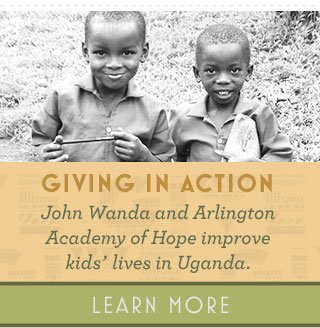 Giving in Action - Learn More