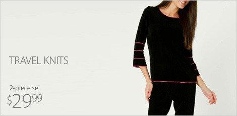 Travel knits