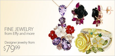 Fine Jewelry from Effy and more