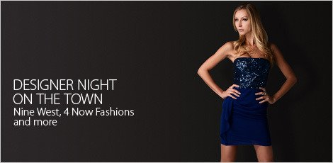 designer night on the town nine west 4 now fashions and many more