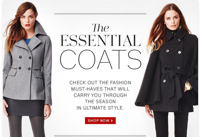 Shop Now Coats