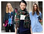 WHAT THEY WEAR: Models Off Duty