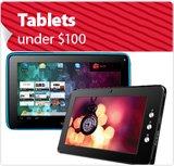Tablets under $100