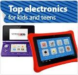 top electronics for kids & teens