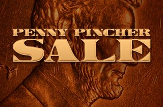 Penny Pincher Sale