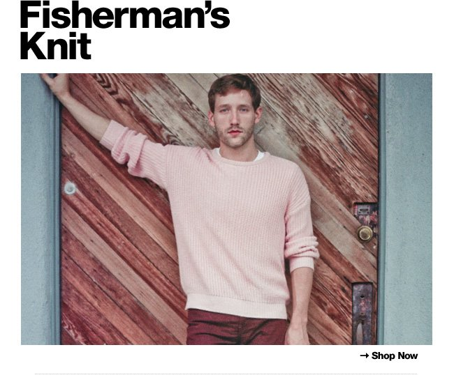 Fisherman's Knit