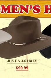 Justin 4x
