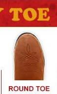 Round Boot Image