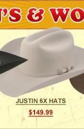 Justin 6x