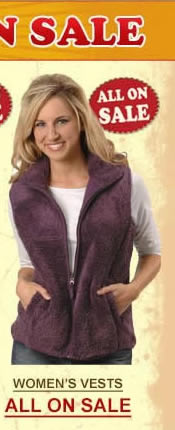 Womens Vests