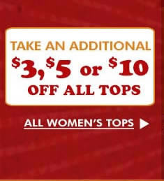 All Womens Tops