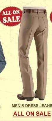 Mens Dress Jeans