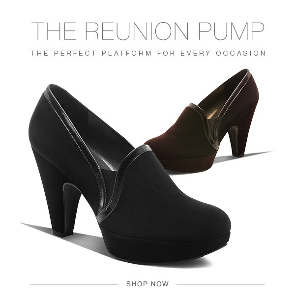 The Reunion Pump