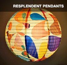 Resplendent Pendants Image