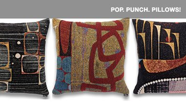 Pop. Punch. Pillows! Image