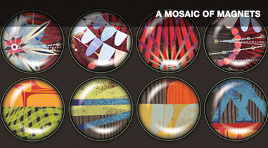 A Mosaic of Magnets Image