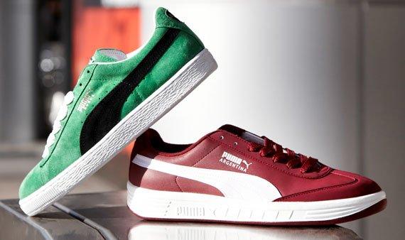 PUMA Footwear     - Visit Event