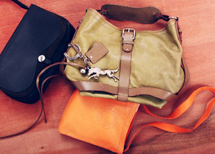 French Designer Handbags: Christian Dior, YSL, Longchamp & more
