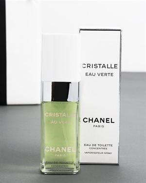 Chanel Cristalle Eau Verte Eau De Toilette Spray $89