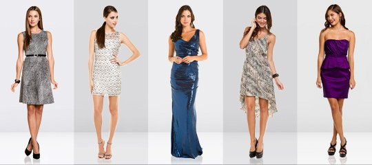 Hit the Dance Floor:Party-Ready Dresses