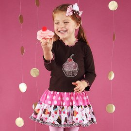Cute as Cupcakes: Apparel & Accessories
