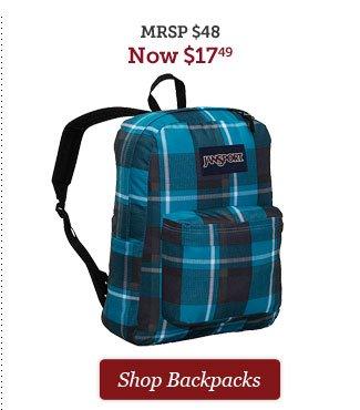 Shop Backpacks
