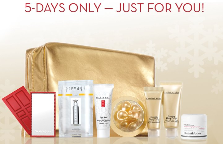 5-DAYS ONLY - JUST FOR YOU!