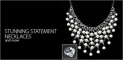 Stunning Statement Necklaces