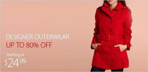 Designer Outwerwear
