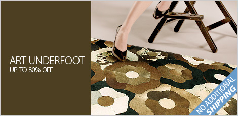 Art Underfoot