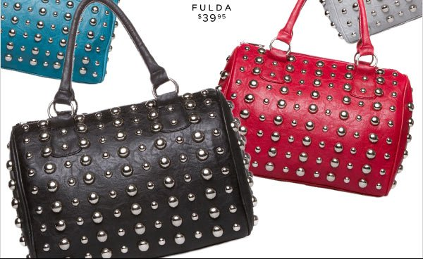 This New Satchel's Got a Rebellious Attitude - Shop Fulda