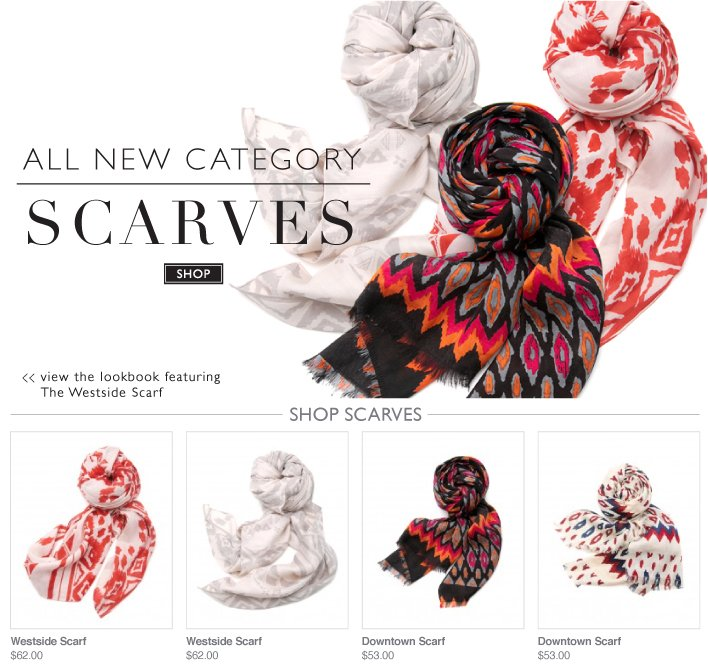 All New Category | Scarves