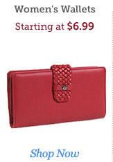 Shop Women's Wallets