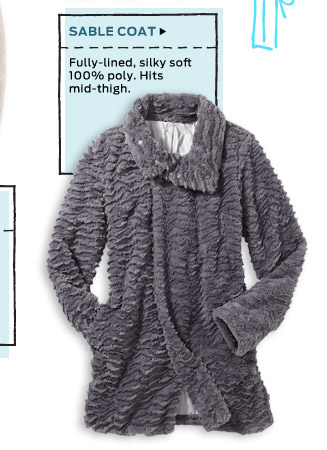 Sable Coat >