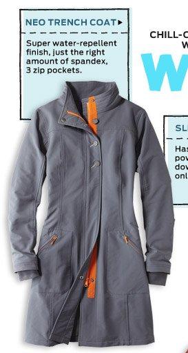 Neo Trench Coat >