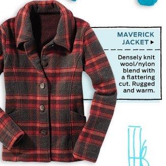 Maverick Jacket >