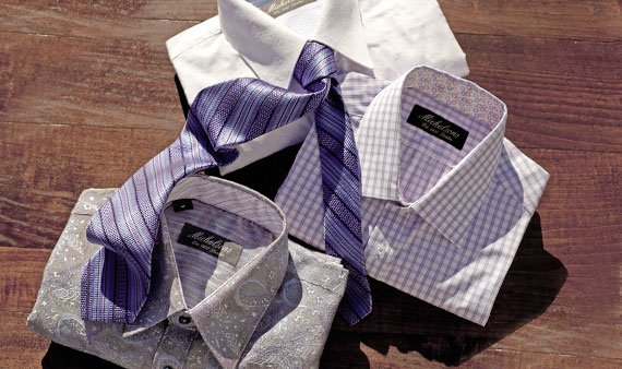 Michelson's Shirts and Ties    - Visit Event