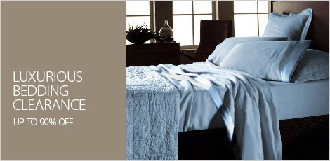 Luxurious Bedding Clearance