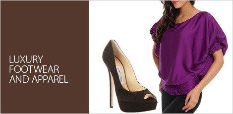 Luxury Footwear & Apparel