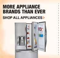 More appliance brands than ever
