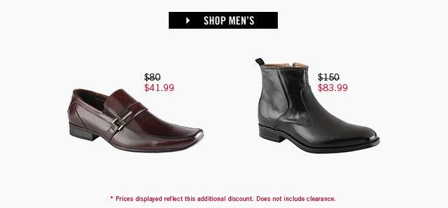 SHOP MEN www.aldoshoes.com/us/sale/men