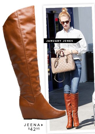 Spotted on Celebs: Brown Boots In Rich Hues - Shop the Trend