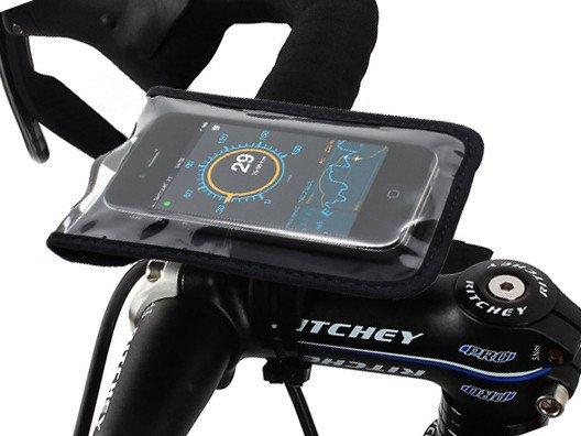 Bikemate Slim Case for Smartphones from Brendan Brazier