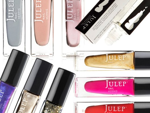 Julep Nailpolish was just featured in Oprah's Favorite Things 2012...which is especially cool since it's been one of my favorite lines for a while!