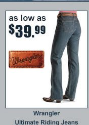 $39.99 Ultimate Riding Jean
