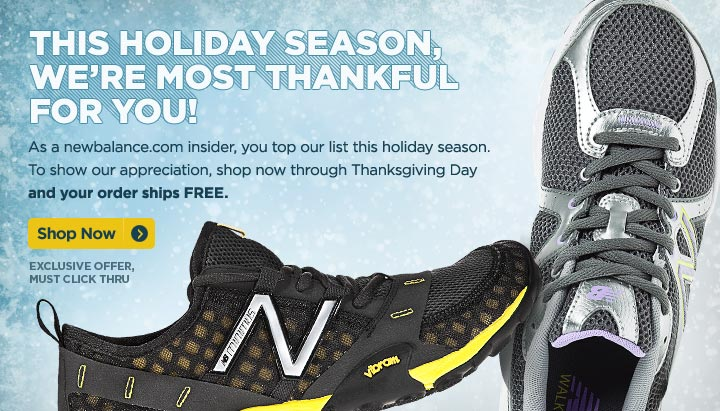 This Holiday Season, We're Most Thankful For You! - Enjoy $10 off your order plus FREE shipping.